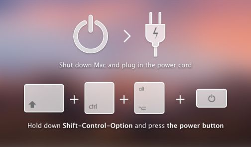 how to turn on macbook,